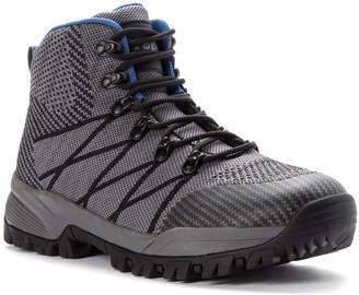 Propet Men's Waterproof Knit Outdoor Boots - Tr averse