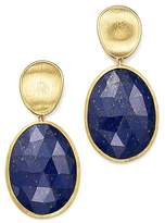 Marco Bicego 18K Yellow Gold Lapis Two Drop Earrings - 100% Bloomingdale's Exclusive