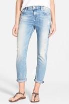 Mavi Jeans Emma Distressed Slim Jean