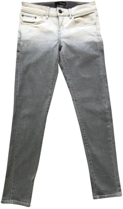 The Kooples Grey Jeans for Women