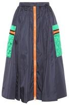 Prada Embellished Skirt