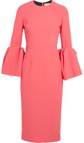 Roksanda Margot Crepe Dress - Pink