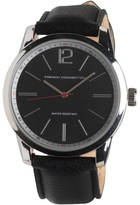 French Connection Mens Watch Black