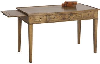 OKA Chinon Antique Oak Desk