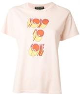 Monogram More To Come slogan T-shirt