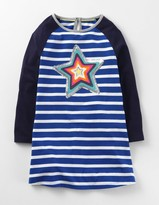 Boden Sparkly Jersey Dress