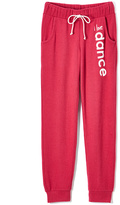 Peace Love World Beetroot Joggers - Girls