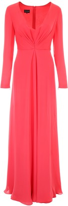 Giorgio Armani Long Silk Dress
