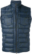 Etro zipped down gilet