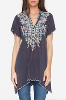 Johnny Was Livana Tunic Top