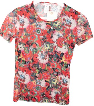 Christian Lacroix Red Top for Women