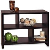 Bed Bath & Beyond Bookcase Console Table