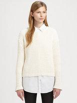 Acne Studios Honeycomb Boatneck Sweater