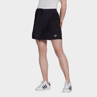 adidas Women's Ruffle Skirt