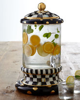 Mackenzie Childs MacKenzie-Childs Courtly Check Beverage Dispenser