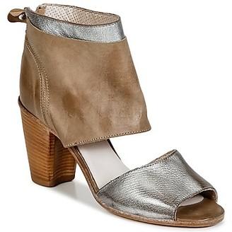 Moma GANGE women's Sandals in Brown