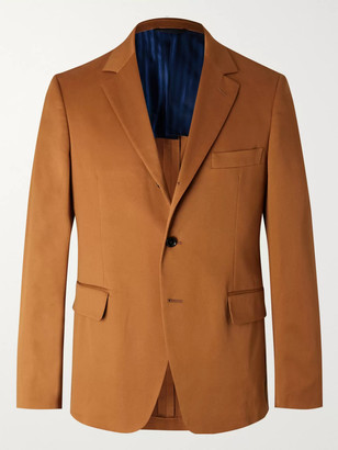 Andy Slim-Fit Stretch-Cotton Twill Suit Jacket