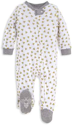 Burt's Bees Honey Bee Organic Baby Sleep & Play Pajamas