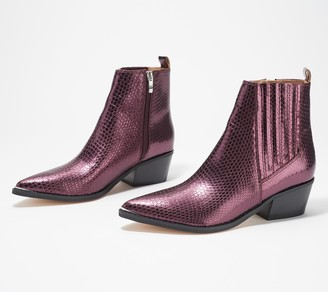 Marc Fisher Pointed Ankle Boots - Ulora