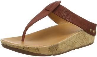 FitFlop Women's Ibiza Cork Heels Sandals