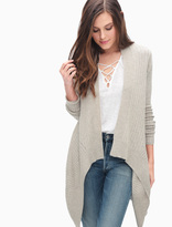 Splendid Hanford Draped Cardigan