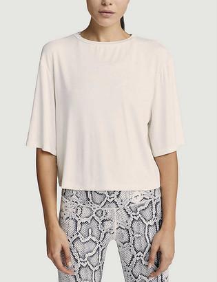 Varley Robin short-sleeved stretch-jersey T-shirt