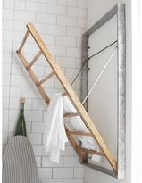 Pottery Barn Galvanized Laundry Drying Rack