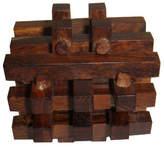 19 Piece Interlocking Building Game
