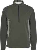 Rlx Ralph Lauren - Stratus Weather-resistant Shell Half-zip Golf Jacket
