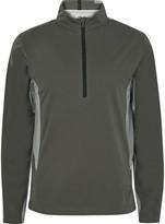 Rlx Ralph Lauren - Stratus Weather-resistant Shell Half-zip Jacket