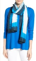 Eileen Fisher Women's Dip Dye Silk Scarf