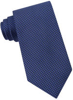MICHAEL Michael Kors Pick Stitch Silk Tie