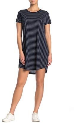 Cotton On Tina Stripe T-Shirt Dress