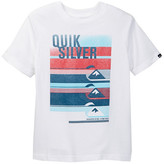 Quiksilver Alpha Male Tee (Big Boys)