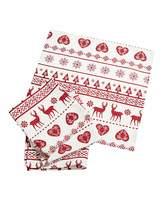 Fashion World Cherish Set of 4 napkins