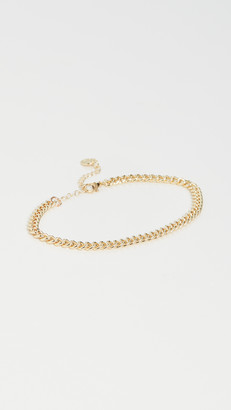 Jules Smith Designs Curb Chain Anklet