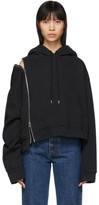 Maison Margiela Black Multi-Wear Zip Hoodie
