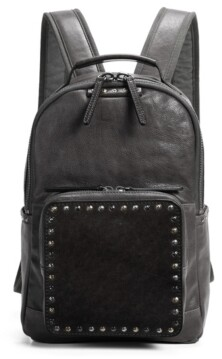 Old Trend Soul Stud Leather Backpack