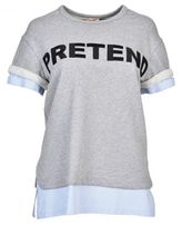 N°21 Pretend Pattern Sweatshirt