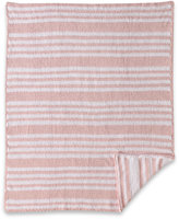 CoCalo Striped Chenille Knitted Blanket