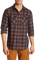 Rip Curl Freeport Plaid Long Sleeve Shirt