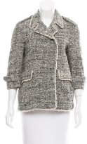 Gryphon Wool Bouclé Jacket