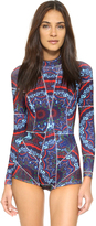 Cynthia Rowley Paisley Wetsuit