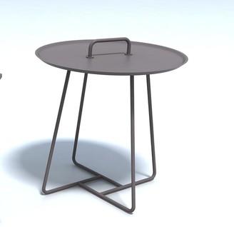 Satara Rocco Indoor/outdoor Lift Side Table