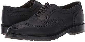 Allen Edmonds Mctavish (Black Suede) Men's Shoes