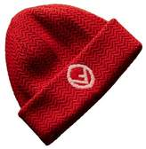 Fendi F Is Wool-blend Hat.