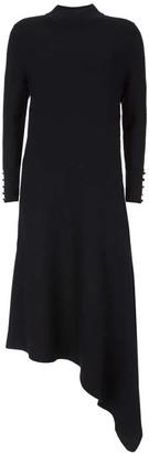 Mint Velvet Black Midi Jumper Dress