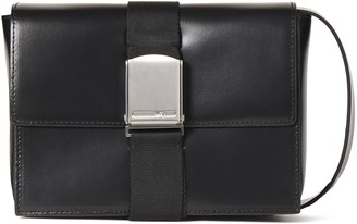 McQ Christine Deluxe Leather Shoulder Bag