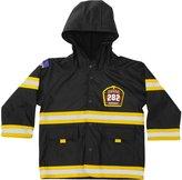 Western Chief Little Boys' Toddler F.D.U.S.A. Firechief Rain Coat