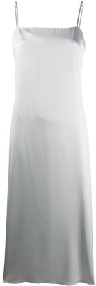 Brunello Cucinelli Midi Slip Dress